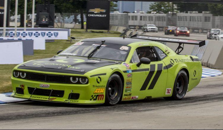 Srt Motorsports To Make Trans Am Debut With Dodge Challenger Srt